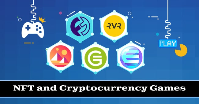 Cryptocurrency and NFT Games